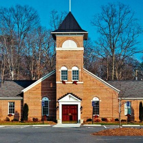 Grace Bible Church Addition<span></span>